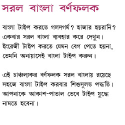 ezBangla Description